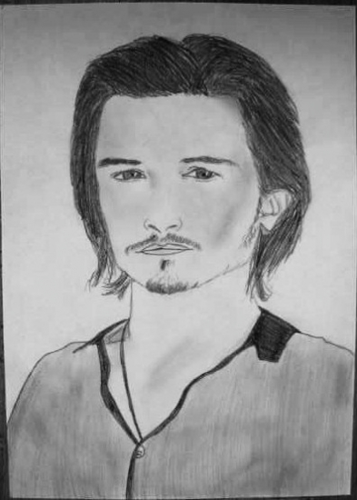 Orlando Bloom by After-Death